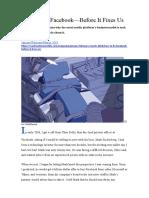 How to Fix Facebook—Before It Fixes Us - Roger McNamee - WM jan-march 18