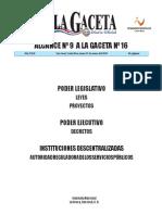 1-2020-Ley Mordaza-ley Antihuelgas-texto de La Ley 9808-Ley Para Brindar Seguridad Jurídica a Las Huelgas y Sus Procedimientos
