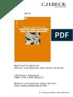 Krebernik__Gotter_und_Mythen_Alten_Orients_Bibliogr