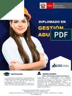 DIPLOMADO GESTION ADUANERA VOLANTE A4