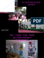 ZERO ENERGY SPACE AT MUMBAI
