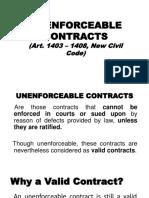 UNENFORCEABLE-CONTRACTS-Article-1403