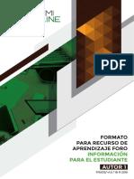 U3-FORO-HISTORIA DEL PENSAMIENTO ECONOMICO