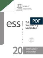 Educación superior e Pueblos indigenas em América Latina
