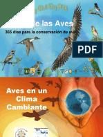 AVES EN UN CLIMA CAMBIANTE (1)