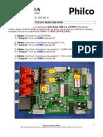 DEFEITOS DVD GAME USB - BRITANIA E PHILCO PH 160