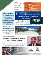 Prensa GeoMinera agosto 2014