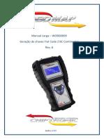 WOBD0009 - Geração de chaves Fiat Code 2 BC Continental
