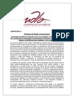 LENIN BONILLA ensayoo PROBLEMAS DEL MUNDO CONTEMPORANEO.docx