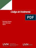 CODIGO DE VESTIMENTA