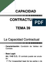 LA CAPACIDAD CONTRACTUAL