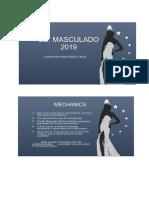 BB. MASCULADO PRINT