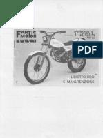 FANTIC 50 TRIAL - 1980