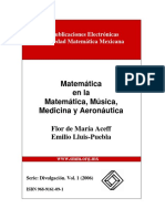 Matemática en la Matemática; Aceff y Lluis
