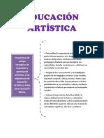 EDUCACIÓN ARTÍSTICA EXPO