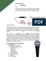 Micrófonos-Carlos Gonzalez