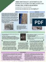 Reflexiones sobre identidad y ascendencia en comunidades Diaguita actuales y su relación con la prehistoria del Norte Semiárido