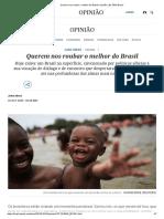 Querem nos roubar o melhor do Brasil _ Opinião _ EL PAÍS Brasil.pdf