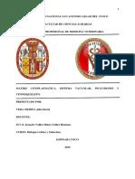 monografia matriz citoplasmatica