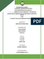 UNIVERSIDAD DE PANAMA II año viviana denis y davidd sss