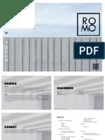 2020.01.26 _ Portafolio Romo