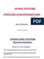 Operating System Process Syncronization