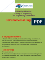 Ch.1 Environmental Engineering