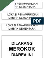 LOKASI PENAMPUNGAN LIMBAH SEMENTARA.doc
