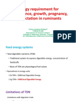Energy requirement for mainteinance, growth, pregnancy, and lactation in ruminants.pptx