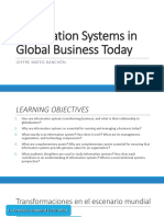 1 - Information Systems in Global Business Today