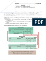 03-Posting-in-the-General-Ledger-and-Preparation-of-the-Unadjusted-Trial-Balance.docx