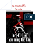 The Antichrists Grimiore