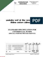 6-41-0006 rev 3- EIL Std Specs for Centrifugal Pumps