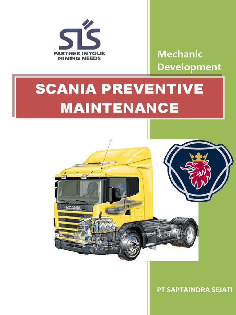 PM SCANIA Pdf Business Process