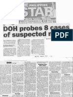 Philippine Star, Jan. 28, 2020, DOH probe 8 cases of suspected nCoV.pdf