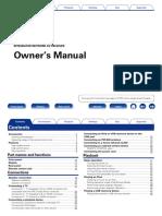 Owners Manual - English_AVR-X1000.pdf