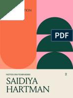 NotesOnFeminism-2_SaidiyaHartman.pdf