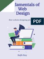 Fundamentals of Web Design