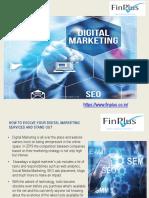 Best Digital Marketing Company in Mumbai - Finplus