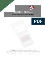 tsi system 3p 15 to 30kva 230vac user manual rev 2.3