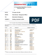 MNGT-Notice_18-64_Holiday-Schedule-for-the-Year-2019
