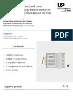 Planeación de proyectos - Final