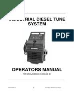Motorvac Dieseltune_4000_operators_manual