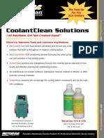 Motor Vac Chemicals_CoolantClean_CC2K_Sell_Sheet