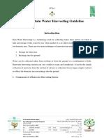 6. National Rain Water Harvesting Guideline 2012 (1)