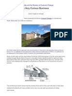 Ballycastle and the Mystery of Coalyard Cottage