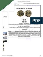 Wikimoneda - Catalogue virtuel de numismatique