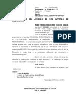 DEVUELVO CEDULA DE NOTIFICACION - 1