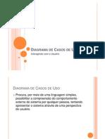 Aula 3 - Diagrama de Casos de Uso