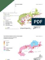 Mapa Plano Diretor de Turismo do Estado do Rio de Janeiro_Regiões_2001